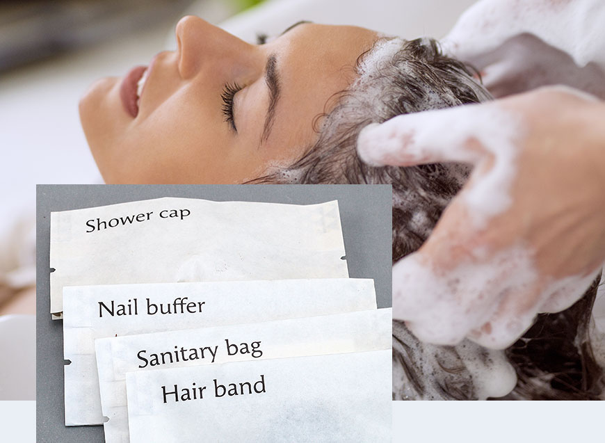 Beauty & Personal Care Applications Image